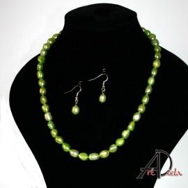 Perla-náhrdelník-náušnice